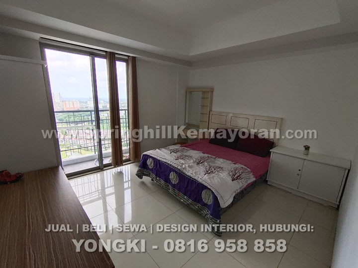 The Mansion Jasmine Kemayoran 1BR (SKC-7468)