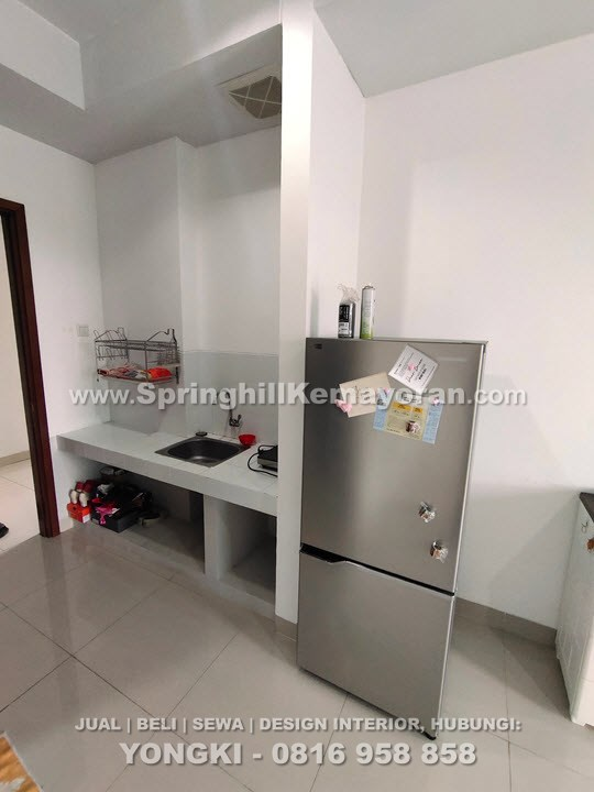 Springhill Terrace Kemayoran Studio (SKC-7302)