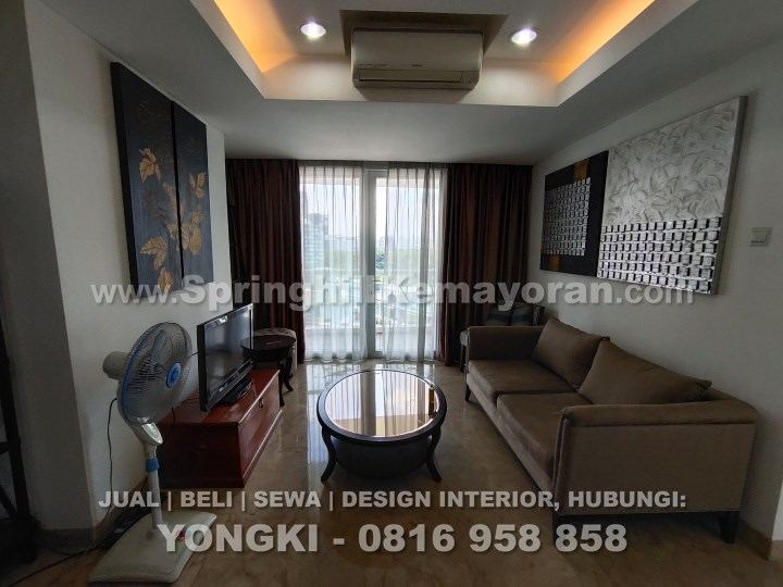 Royale Springhill Kemayoran 2BR (SKC-7308)