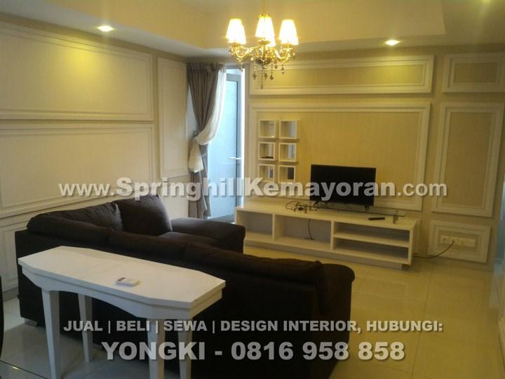 The Mansion Kemayoran 2BR (SKC-7566)