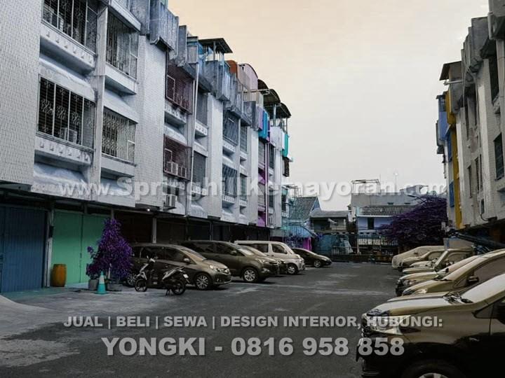 Ruko 5 lantai di Mangga Besar (SKC-7662)