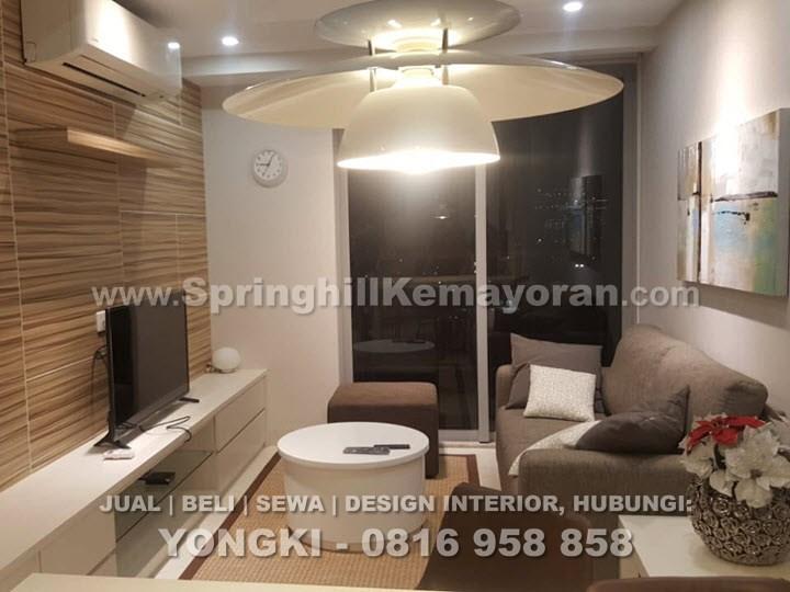 The Mansion Kemayoran 2BR (SKC-7720)