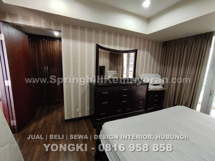 Royale Springhill Kemayoran 2BR (SKC-7642)