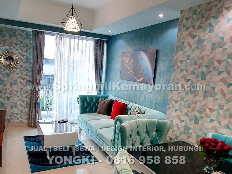 The Mansion Kemayoran 2BR (SKC-7772)