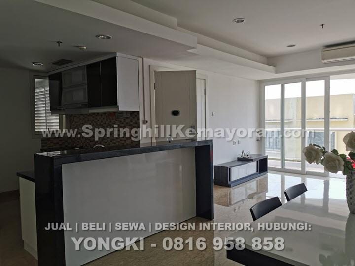 Royale Springhill Kemayoran 3BR (SKC-7762)