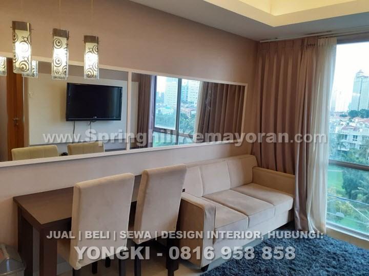 The Mansion Bougenville Kemayoran 2BR (SKC-7975)