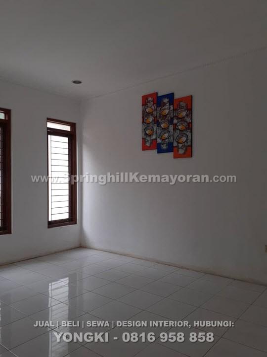 Rumah 2½ lantai di Kelapa Cengkir Kelapa Gading (SKC-8079)