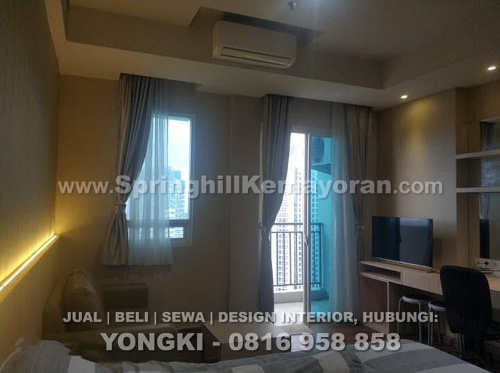 Springhill Terrace Residences Kemayoran (SKC-8191)