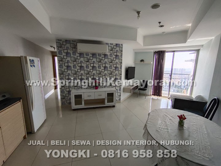 The Mansion Kemayoran 2BR (SKC-7910)
