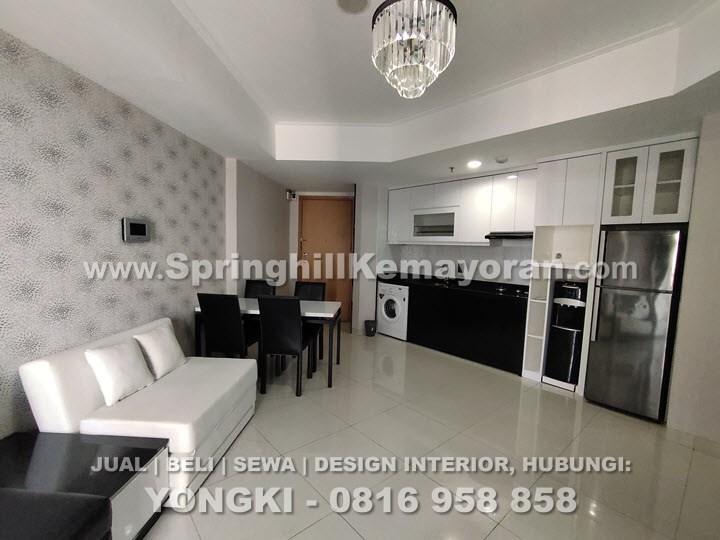 The Mansion Kemayoran 2BR (SKC-7926)