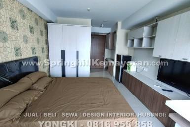 Tipe Studio Springhill Terrace Kemayoran (SKC-8206)