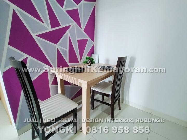 The Mansion Bellavista Kemayoran 1BR (SKC-8346)