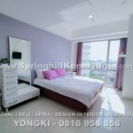 The Mansion Bellavista Kemayoran 1BR (SKC-8346)