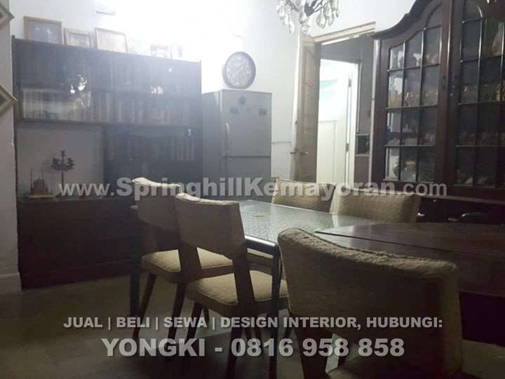 Rumah Tua Hitung Tanah di Menteng (SKC-8380)