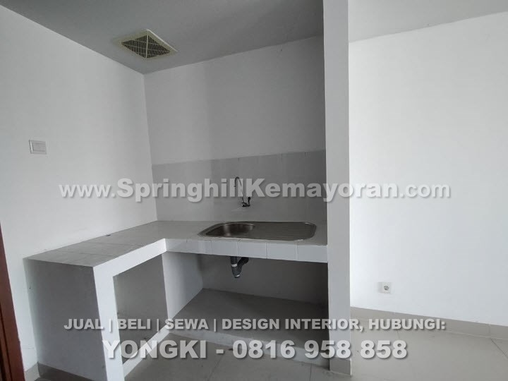 Springhill Terrace Residences Tipe Studio (SKC-8367)