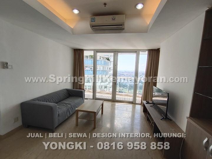Apartemen Royale Springhill 2BR (SKC-8282)