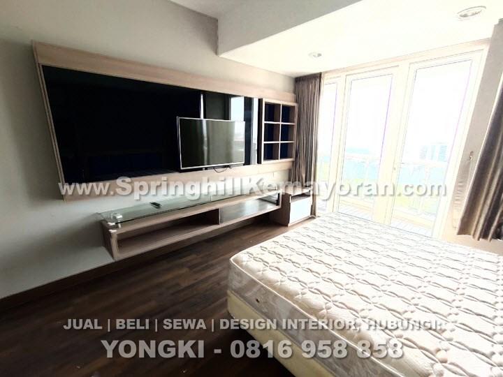 Royale Springhill Bulgari Kemayoran 3BR (SKC-8420)