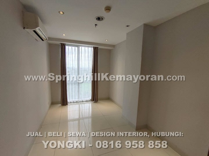 The Mansion Kemayoran 3BR (SKC-8433)