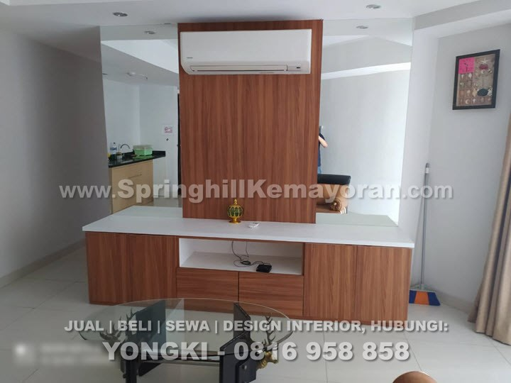 The Mansion Kemayoran 2BR Semi Furnished (SKC-8560)