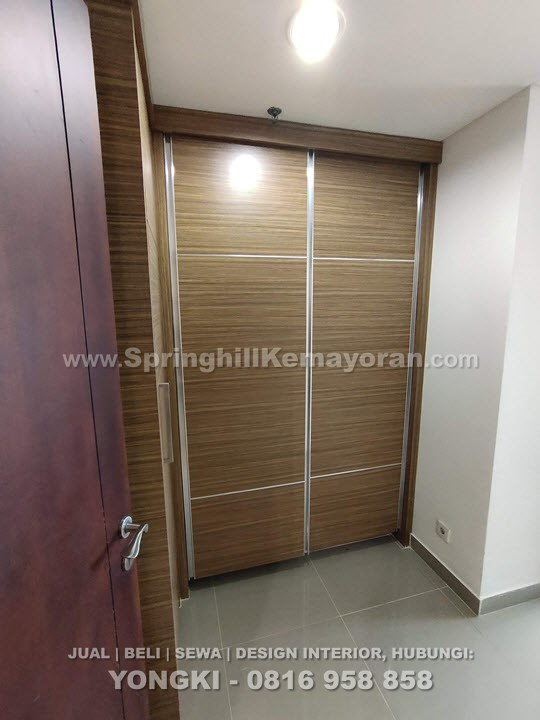 Royale Springhill Kemayoran 2BR Fully Furnished (SKC-8513)