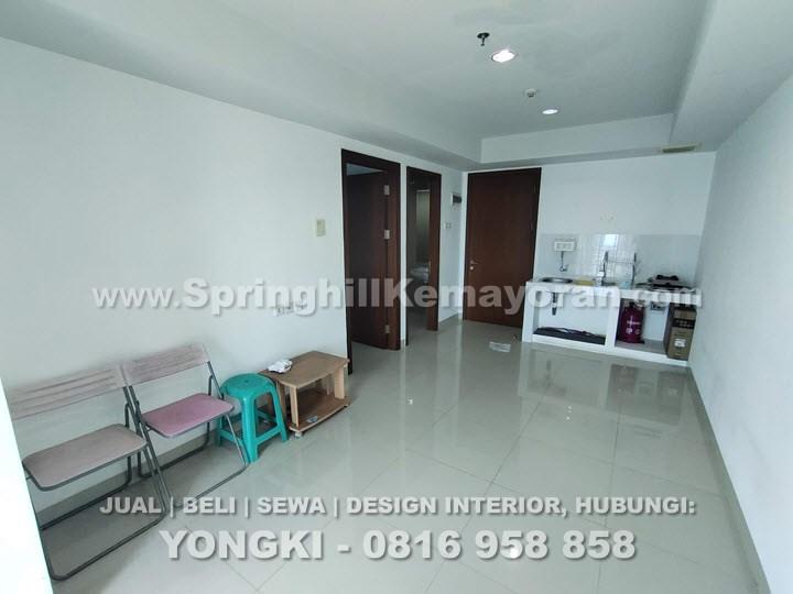 Springhill Terrace Kemayoran Tipe 2BR (SKC-8877)