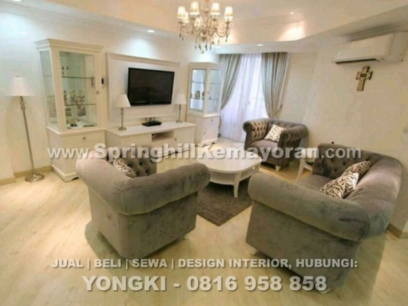 The Mansion Kemayoran 4BR (SKC-8961)
