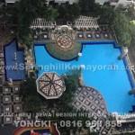 Mediterania Boulevard Kemayoran 2BR (SKC-8993)