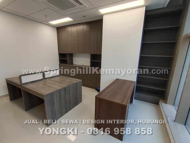 Office Creo Citra Towers Kemayoran (SKC-8906)