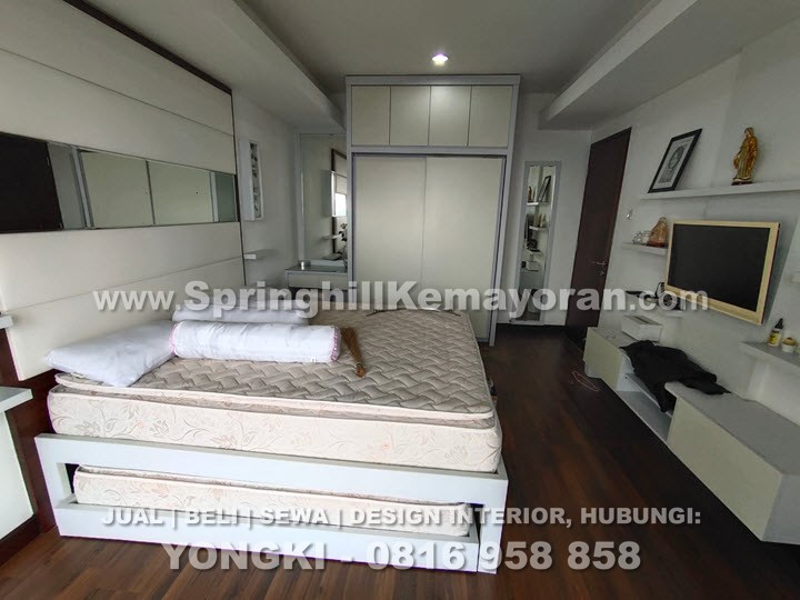 Royale Springhill Kemayoran 1BR (SKC-9082)