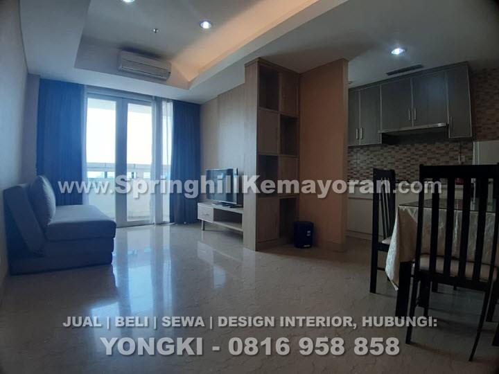 Royale Springhill Kemayoran 1BR (SKC-9190)
