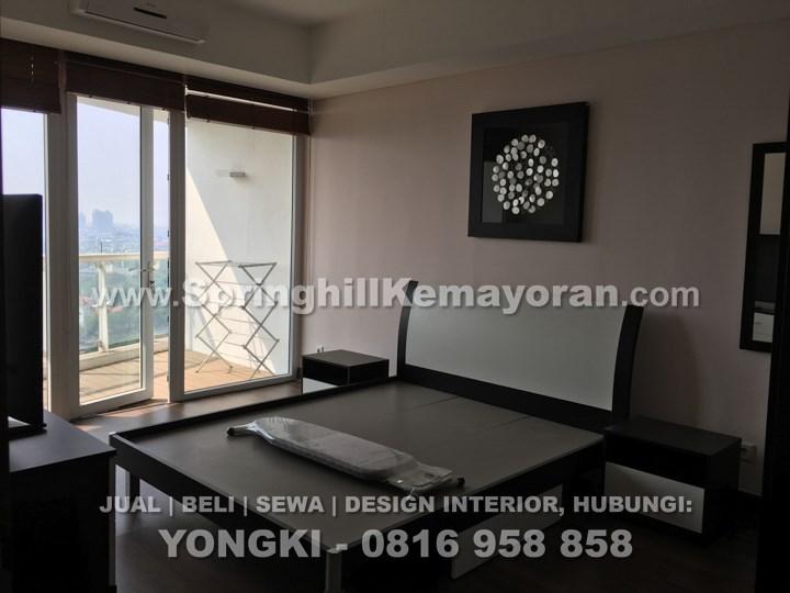 Royale Springhill Kemayoran 1BR (SKC-9367)