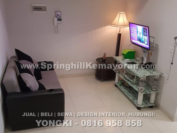The Mansion Kemayoran 2BR (SKC-9267)
