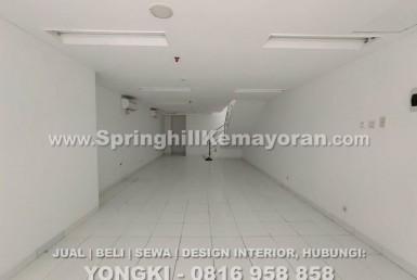 Ruko 3 lantai di Springhill Royale Suites (SKC-9418)