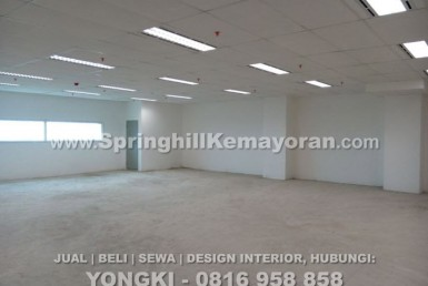 Office Space di Springhill Kemayoran (SKC-9462)