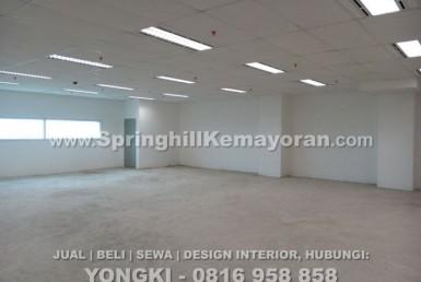 Office Space di Springhill Kemayoran (SKC-9462)