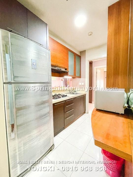 Apartemen 3BR di MOI Kelapa Gading (SKC-9574)