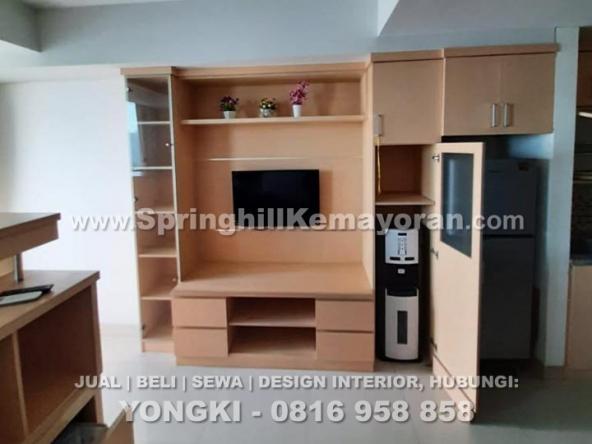 Springhill Terrace Tipe Studio Fully Furnished (SKC-9553)