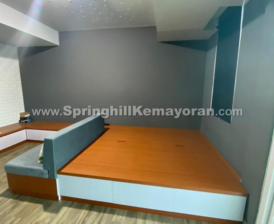Springhill Terrace Oakwood Studio (SKC-9670)