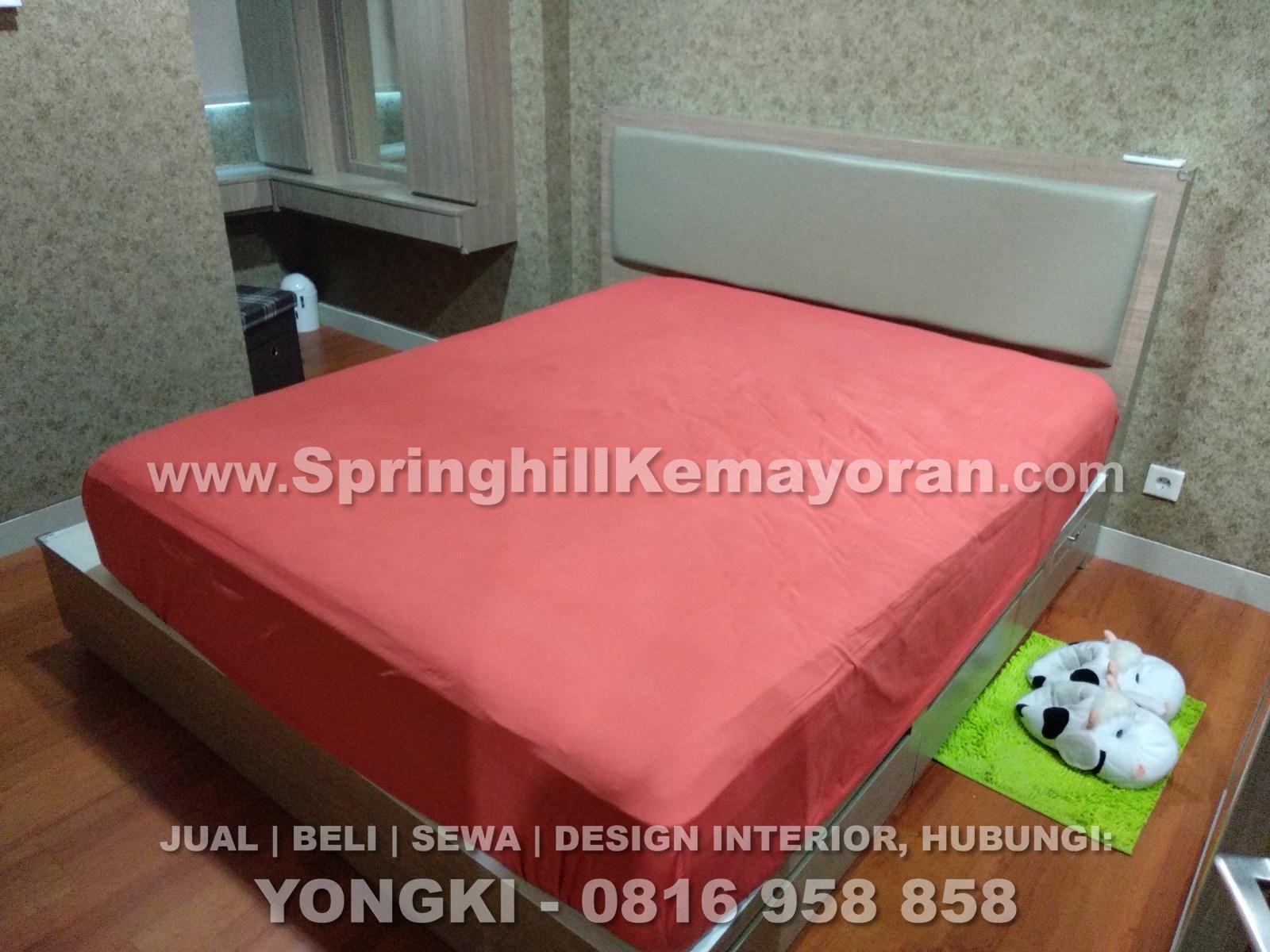 Springhill Terrace Kemayoran 2BR (SKC-9701)