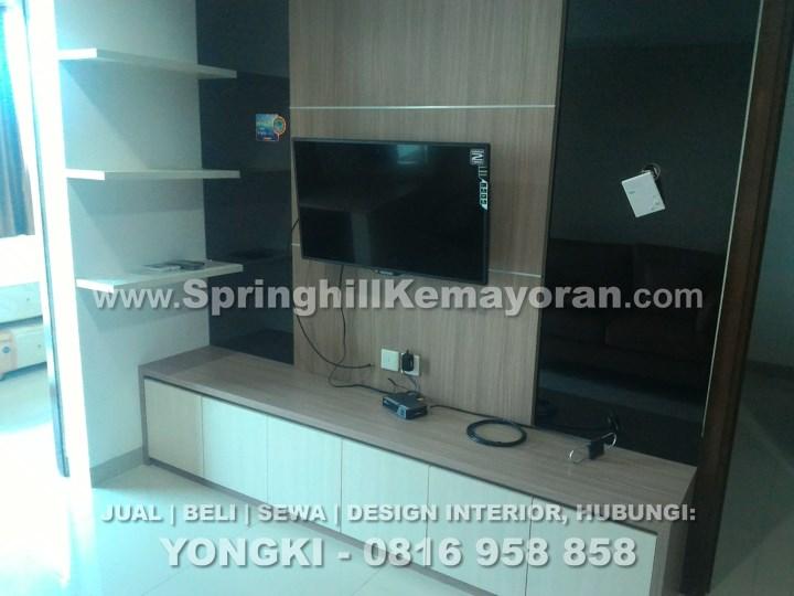 Springhill Terrace Kemayoran 2BR (SKC-9677)