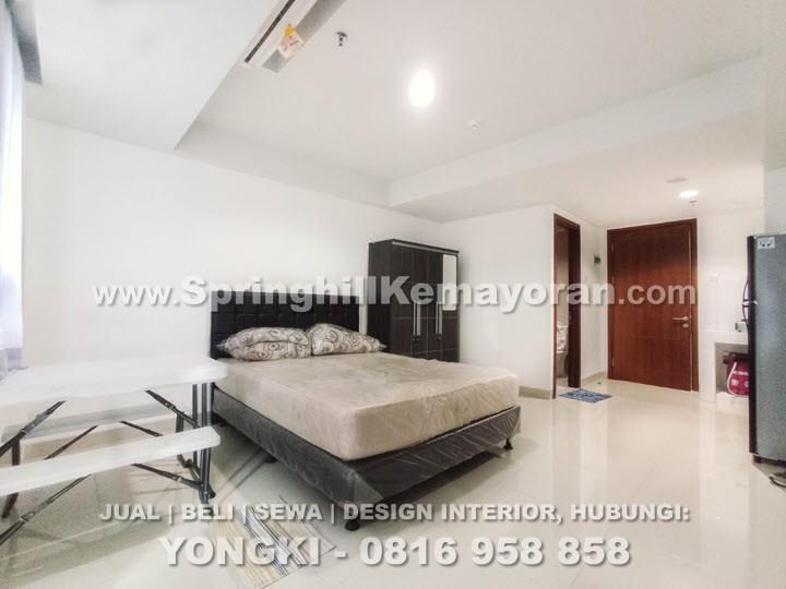Springhill Terrace Kemayoran Studio (SKC-9756)