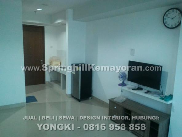 Springhill Terrace Kemayoran Studio (SKC-9729)