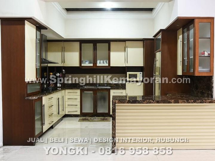 Rumah 2 lantai di Ancol Timur (SKC-9844)