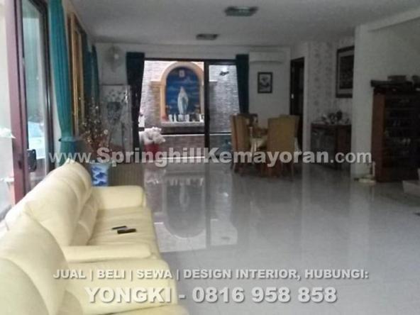 Rumah 3½ lantai di Sunter Griya Inti Sentosa (SKC-9901)
